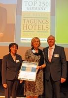 Classic Hotel Kaarst unter den besten drei Tagungshotels Deutschlands
