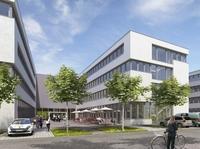 Attraktive Büro- und Gewerbeflächen im Businesspark Weiherfeld in Rheinfelden (Schweiz)