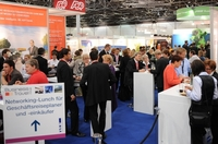 Dienstleister und Top-Einkäufer der Geschäftsreisebranche im intensiven Dialog bei 5600 Gesprächen