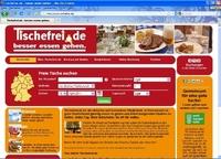 """Internetportal Tischefrei.de startet am 01.10.2011: """"Essen gehen, selber sparen und andere satt machen."""""""