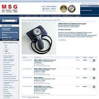 65 Jahre Heine Optotechnik - Der MSG Praxisbedarf Shop gratuliert herzlich zum 65-jährigen Bestehen