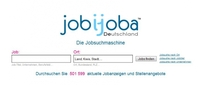 Jobsuchmaschine JobiJoba: Bilanz sechs Monate nach Start in Deutschland