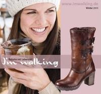 """Die wollig-warmen Schuhtrends von I""""m walking geben  im Winter 2011 den Trend-Ton an!"""