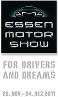 Zwei Highlights für PS-Fans am ersten Dezemberwochenende:  Essen Motor Show und Race Of Champions in Düsseldorf kooperieren