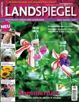 Bezaubernde Pflanzen-Dekos  im Landspiegel