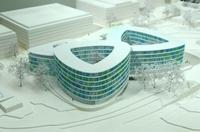 Neue Deutschlandzentrale von Ernst & Young nach Entwürfen von Hascher + Jehle