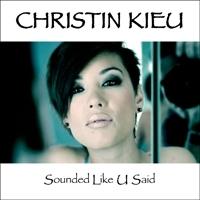 Pressemitteilung - Die Rock- und Pop-Sängerin Christin Kieu veröffentlicht ihre lang erwartete Debütsingle