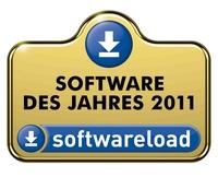 """Softwareload.de-Jury nominiert drei Globell-Produkte  als """"Software des Jahres"""""""