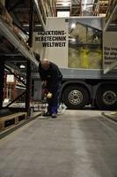 Fußbodensanierung in Strullendorf – Hallenboden nach Großbrand stabilisiert