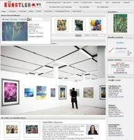innovatives neues Kunstportal als Ergebnis einer Fusion