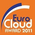 """showimage EuroCloud Award 2011: ProjectNetWorld als """"Best Cloud Service Product"""" ausgezeichnet!"""