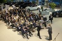 """""""Leistungssteigerung ist planbar"""" -     Die 4. Businesslounge des BeraterNetz Mainfranken im Mercedes - Benz Autohaus Würzburg"""