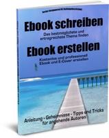 """Das Ebook: """"Ebook schreiben - Ebook erstellen"""" demonstriert wie man sein literarisches Meisterwerk, Amazon Kindle tauglich macht."""