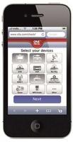 """One For All präsentiert Shopping-Guide fürs Smartphone: """"Mobi"""" berät bei der Auswahl des richtigen AV-Zubehörs"""