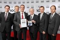 Marktführer für Garagen und Fertigteile gehört zu den 100 innovativsten Mittelständlern Deutschlands
