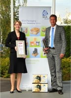 SCA Packaging gewinnt bei DFTA-Awards