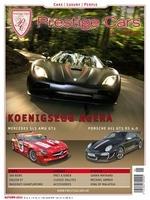 Prestige Cars Herbst 2011 geht an den Start