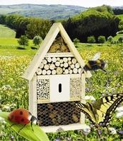 showimage Das Insektenhotel: Vollpension für Marienkäfer und Co.