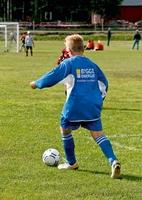 BIGGE ENERGIE sponsert Fußball-Nachwuchs aus der Region neue Outfits