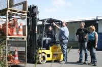 Logistik-Branche in der Region benötigt Fachkräfte