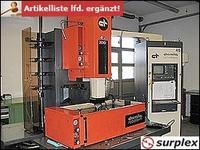 Versteigerung! Gebrauchte Maschinen für die Metallbearbeitung