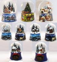 Schneekugeln: Nostalgie ist Weihnachtstrend