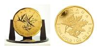 Kanada ehrt die größte Goldmünze der Welt