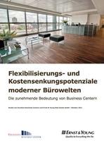 Ernst & Young erstellt mit Excellent Business Center Bürokosten-Studie