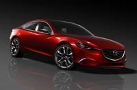 Mazda Konzeptfahrzeug TAKERI feiert Weltpremiere auf der Tokyo Motor Show 2011