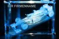 Glasklare Momente - Edle Glaskristalle mit 3D-Lasergravur