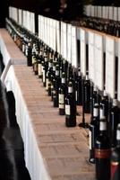 Weindegustation der Spitzenklasse - die Siegerweine des Großen Internationalen Weinpreises MUNDUS VINI 2011