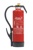 Schaum Feuerlöscher ersetzen Pulver Feuerlöscher immer mehr