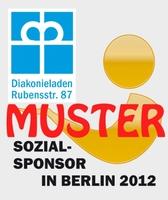Werden Sie SOZIAL-SPONSOR IN BERLIN 2012:  Das Bewerbungsverfahren für 2012 ist eröffnet!