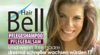 Haarwachstum beschleunigen mit Hairbell