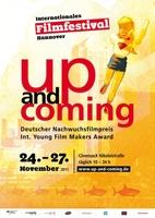 up-and-coming 2011: Das Festivalprogramm