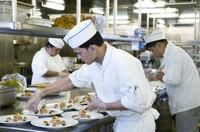 Kulinarische Kreationen auf hoher See