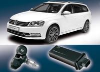 BorgWarner BERU Systems Reifendruck-Kontrollsystem sorgt im VW Passat für mehr Sicherheit