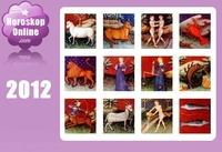 Das neue Jahreshoroskop 2012 - kostenlos bei Horoskop-Online.com