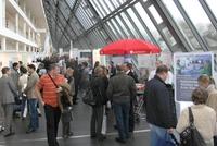 Umworbene Gesundheitskräfte auf der Jobmesse Medizin und Gesundheit 2011 am 11./12. November in Gelsenkirchen