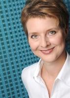Anja Floetenmeyer spricht fürs Convention Camp