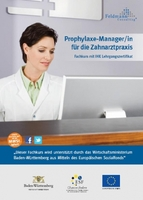 showimage Prophylaxe-Manager/in mit IHK Lehrgangszertifikat