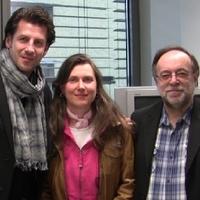 showimage On Air mit Roland Rube & Ariane Kranz: André Stade und Olaf