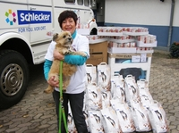 """Die Initiative """"Der gute Nachbar"""" rettet die Tiere des Tierheims Bückeburg über den Winter"""