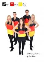 Wear Your Flag - Mit Schwarz-Rot-Goldener Fan-Kleidung in die Europameisterschaft