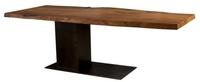 Exklusiver Massivholztisch aus 50.000-jährigem Kauri Holz als Geldanlage