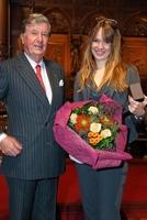 Darboven IDEE-Förderpreis 2011: Demenzfilm-Produzentin Sophie Rosentreter erhält zweiten Preis