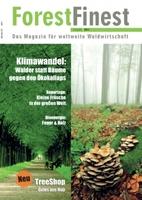 Naturmagazin ForestFinest mit neuer Ausgabe zu Wälder, Klimawandel und Klimakonferenz