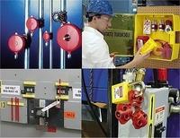 Lockout Tagout-Systeme zum Blockieren und Verriegeln von Industrieanlagen