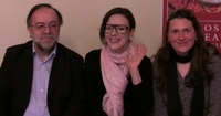 Roland Rube & Ariane Kranz: Wir holen Stars und Stories ins Wohnzimmer