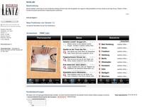 Neues Update der Detektei Lentz® App